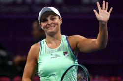Qatar Open Ashleigh Barty Through Sofia Kenin Out