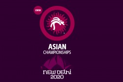 Asian Wrestling Championships Few Wrestlers Wear Masks Say Just Precautionary Measure