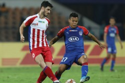 Isl 2019 20 Late Goals Help Atk Hold Bengaluru Fc