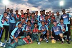 Bangladesh U 19 World Champions Return To A Hero S Welcome