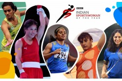 Bbc Announces Iswoty 2019 Nominees Vinesh Sindhu Mary Kom Among Nominees For Bbc Sportswoman Of Year