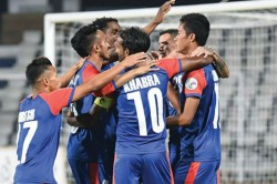 Afc Cup Bengaluru Fc Romp To 9 1 Win Over Paro Fc At Kanteerva Stadium