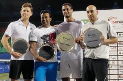 Bengaluru Open 2020 Purav Raja Ramkumar Ramanathan Lift Doubles Title