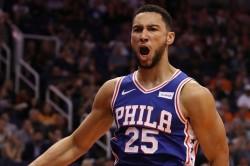 Ben Simmons 76ers Clippers Nba Rockets Harden Westbrook Celtics
