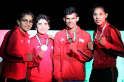 India Boxers Win Four Silver And A Bronze At Bocskai Memorial Tournament
