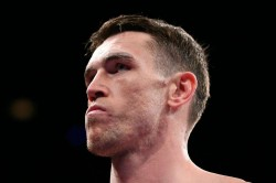 Saul Canelo Alvarez Oscar De La Hoya Says Callum Smith Turned Down Fight