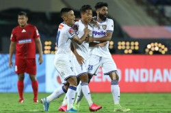 Isl 2019 20 Chennaiyin Fc Vs Northeast United Fc Chennaiyin To Face Goa After Northeast Draw