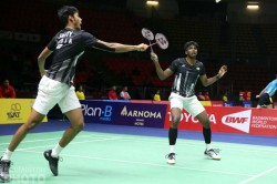 Satwiksairaj Rankireddy To Miss Upcoming Badminton Asia Championships Chirag Shetty To Participate