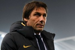 Antonio Conte Satisfied Christian Eriksen Romelu Lukaku Inter Milan Derby