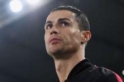 Cristiano Ronaldo Rested Juventus Brescia Serie A