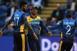 Karunaratne Back To Lead Sri Lanka In West Indies Odis Thirimanne Dropped