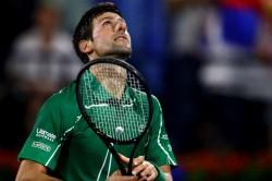 Djokovic Wary Kohlschreiber Upset Threat Dubai