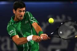 Novak Djokovic Stunning Run Beats Stefanos Tsitsipas Fifth Dubai Title