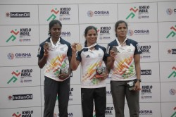 Khelo India University Games India S Fastest Woman Dutee Chand Clinches 100m Gold