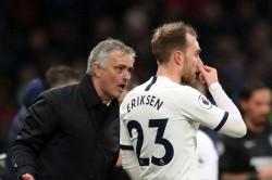 Mourinho Eriksen Lacked Motivation At Tottenham