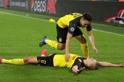 Borussia Dortmund Paris Saint Germain Champions League Report