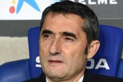 Barcelona Valverde Australia Premier League