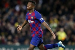 Fati Creates La Liga History As Barcelona Beat Levante