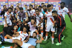 Isl 2019 20 Red Letter Day In Indian Football History As Goa Books Afc Champions League Ticket