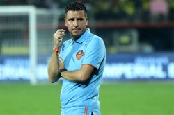 Isl 2019 20 Fc Goa Sack Sergio Lobera Derrick Pereira To Take Charge