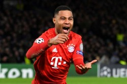 Chelsea Bayern Munich Champions League Report Serge Gnabry Robert Lewandowski