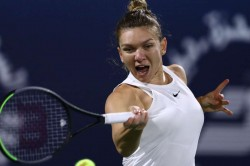Simona Halep First Final 2020 Wta Dubai Tennis Championships