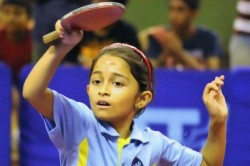 Table Tennis Teen Sensation Hansini Makes Big Strides To Play Maiden International Event Sweden