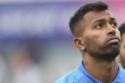 Setback For Hardik Pandya Ruled Out Of Test Series Against New Zealand