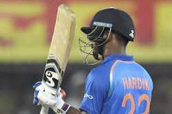 Hardik Pandya Returns To Cricket Pitch Post Back Surgery Hits 4 Sixes In His Quickfire Knock