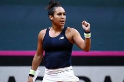 Heather Watson Mexican Open Leylah Fernandez