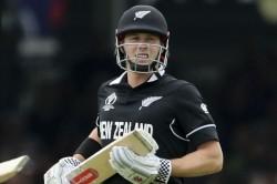 No Impact Of T20i Series Loss On Odi Unit Henry Nicholls