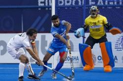 Fih Hockey Pro League 2020 World Champions Belgium Beat India 3