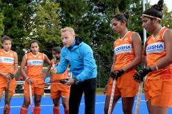 Hockey India Names 25 Core Probables For Senior Women National Camp