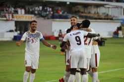 I League Mohun Bagan 3 0 Churchill Brothers Bagan Blitz Churchill To Extend Lead At The Top