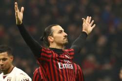 Zlatan Ibrahimovic Milan Serie A Future