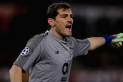 Iker Casillas Retired Rfef Presidency Bid Porto Chief