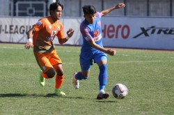 Hero I League 2019 20 Indian Arrows Neroca Fc Play Out Stalemate At Khuman Lampak