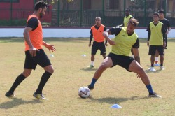 Hero I League 2019 20 Churchill Real Kashmir Face Off With Third Place On The Line
