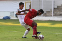 Hero I League 2019 20 Early Goals Seal 3 Points For Churchill Against Real Kashmir