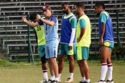 Hero I League 2019 20 Table Toppers Mohun Bagan Look To Overturn First Leg Result Against Churchill