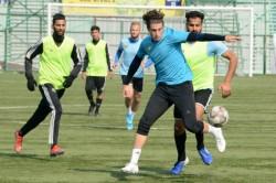 Hero I League Real Kashmir Come Back To Srinagar After Prolonged Away Sojourn