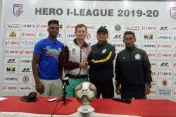 Hero I League Mohun Bagan Set To Take On Trau In Imphal