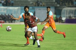 Hero I League Marcus Joseph Seals Victory For Gokulam Kerala Against Chennai City