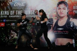 India Gets To Witness Mma Skills For The First Time By One Championshop Sensation Ritu Phogat