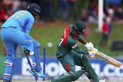Icc U 19 World Cup Five Players Including Two Indians Charged By Icc For Scuffle After Final