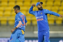 India Vs New Zealand 5th T20i India Probable Xi As Virat Kohli Side Chases History