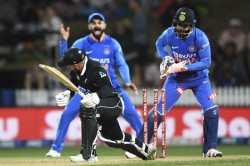 India Vs New Zealand 1st Odi India Fined Yet Again For Slow Over Rate