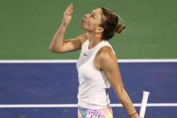 Simona Halep Beats Ons Jabeur Dubai Tennis Championships