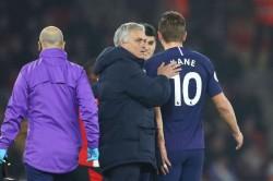 England Striker Harry Kane Injury Out Until May Tottenham Jose Mourinho