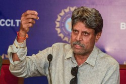 Cricket Is No Longer Gentleman S Game Kapil Dev On U 19 World Cup Final Brawl